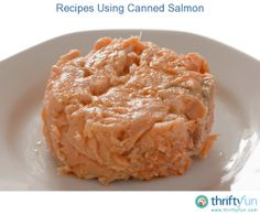 This page contains recipes using canned salmon. Canned salmon is the main ingredient in many delicious and easy to prepare recipes.