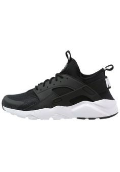 superior quality 90a89 cf56e AIR HUARACHE RUN ULTRA - Sneaker low - black white anthracite -  meta.domain. Nike SportswearJalkineetMustavalkoistaLenkkaritKengätMuotiLenkkaritPuvunkengät  ...