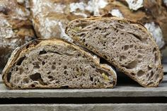 Walnusslaib mit Ruchmehl - HomeBaking - posted by www. Kefir, Desserts, Pasta, Food, Inspiration, Walnut Bread Recipe, Food Food, Bakken, Breads