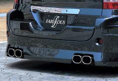 FABULOUS REVISION2 AZR60G・65G (2001.11〜2004.7)
