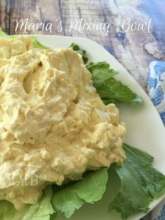 """When ever I make this egg salad everyone raves about how rich and delicious it is. My friend would always say """" its so special """" So it became Maria's Special Egg salad lol. You will love this recipe. Maria's """" Special"""" Egg Salad Ingredients 3 ounces cream cheese 1/4 cup mayonnaise 1/2 teaspoon … Continue reading Maria's  """" Special""""  Egg Salad ~ Low Carb →"""