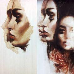 Charmaine Olivia.  #charmaine olivia #art