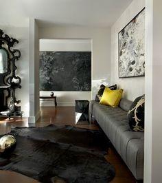 strak landelijk interieur   woonkamer ideeën   living room decor ...