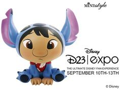 The MINDstyle x Disney Stitch Experiment 626 Tour will be making a stop in Anaheim, California at the first ever Disney D23 Expo from September 10th-13th, 2009. To keep things fresh, Disney has commissioned its in-house artists and creative heavyweights…
