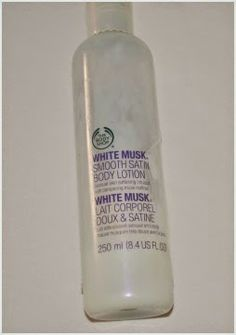Seren's beauty diary: The Body Shop The White Musk Smooth Satin Body Lot...