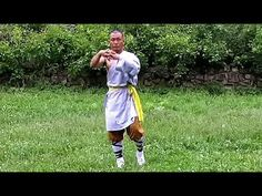 Shaolin kung fu: apply stretching and limbering up to daily training.