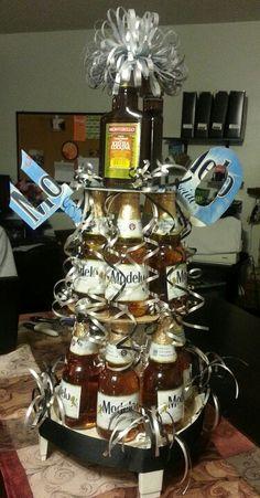 Modelo beer cake