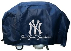 New York Yankees Grill Cover Economy