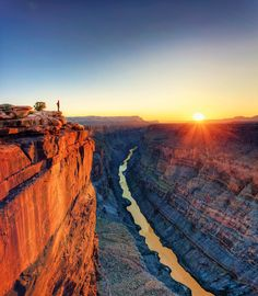 Grand Canyon From Toroweap viewpoint by Michele Falzone, via 500px