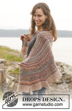 Ravelry: 151-35 Spectrum pattern by DROPS design