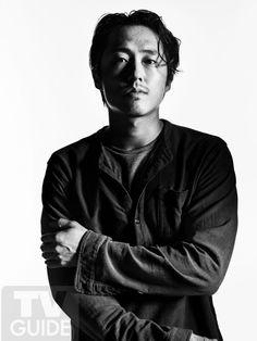 The Walking Dead Season 7 Character Portraits twd7steveninkportrait4604a-tvg-201285 – The Walking Dead