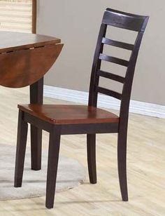 Home Gallery Furniture for Winners Only Contemporary Farmhouse, Contemporary Farmhouse Ladder Back Side Chair