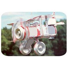 GET   Woodworking Project Paper Plan to Build Tin Can Airplane  #woodworkingproject #tools  MATERIALS NOT INCLUDED, PAPER PLAN ONLY   . #projectplans #woodworkingproject