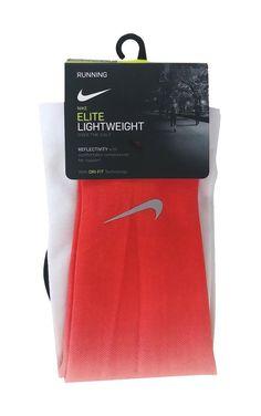 NIKE Elite Lightweight OTC Running Socks sz L Large (10-11.5) Red White Fade #Nike #Athletic Running Socks, Nike Running, Nike Store, Amazing Women, Nike Free, Red And White, Athletic, Athlete, Deporte