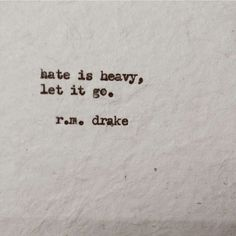 Uploaded by robert m. Find images and videos about art, quotes and tattoo on We Heart It - the app to get lost in what you love. The Words, Cool Words, Words Quotes, Me Quotes, Sayings, Girl Quotes, Rm Drake Quotes, Karma, R M Drake