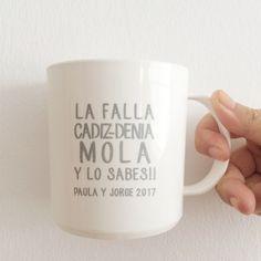 10 mejores imágenes de mug regalos fallas | Regalos, Te