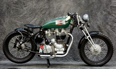 Royal Enfield 500 Hardtail