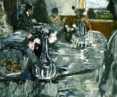 The Table Edouard Vuillard - 1909