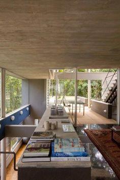CASA PAULA E CARLOS ALBERTO - Nova Lima, Brasil / Arquitetos Associados