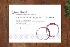 Bridal Shower Invitations Worth Showing To Your Friends