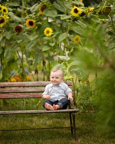Cute Toddler's Photography Session by Tricia Schumacher // Belovely You