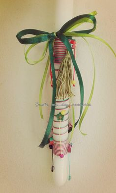 #make_my_day_accessories #crafts #easter #candles #handmade #fimo #ribbons #beads #tassels #fruits #spring #colours