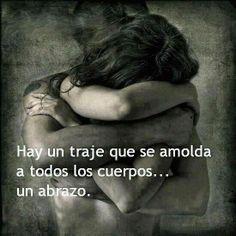 abrazos, amor mi vida, palabras