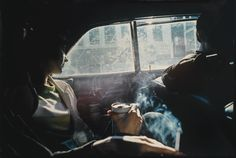 Smoky Car, New Hampshire, 1979 – Nan Goldin