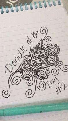 How to draw a flower #artideas