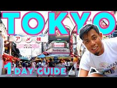 This is the Ultimate Tour Guide on Things To Do in Tokyo all in one day. These are my Tokyo travel tips for people visiting Tokyo for the first time. Tokyo Guide, Tokyo Travel Guide, Travel Guides, Tokyo Tour, One Day Tour, Tokyo Skytree, Tokyo Station, Visit Tokyo, Tourist Spots
