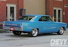 '66-'67 Chevy Nova