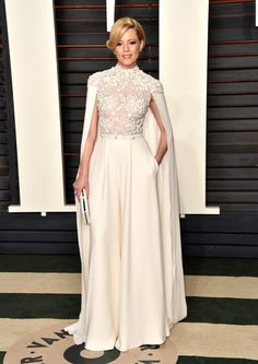 Vanity Fair Oscar Party Kleider 2016 | POPSUGAR Deutschland Mode