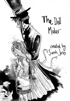 The Doll Maker  A short comic by girlintherain/Sarah Jones