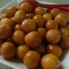 awama Arabic Sweets, Arabic Food, Jordanian Food, Oriental Food, Lebanese Recipes, Middle Eastern Recipes, Sweet Bread, Pretzel Bites, Lebanon
