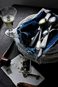 rusticmeetsvintage:    Pratos e Travessas