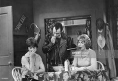 SHIRLEY - 'The Driving Test ' - Season Three - 1/24/78 Squiggy has failed the written portion of his driving test and must retake it in order to keep his truck-driving job.