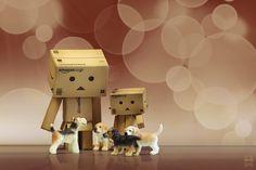 Brigitte seguiu seu coração e conseguiu dar vida ao brinquedinho.