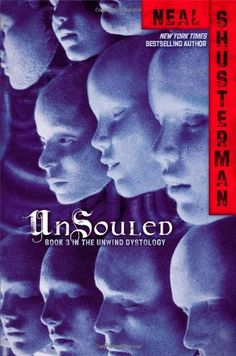 UNSOULED by Neal Shusterman. UNSOULED was really well done and I enjoyed all the subplots of the book once again. This is turning out to be a major contender for best dystopian series ever. Ya Books, Good Books, Books To Read, Free Books, Saga, Summer Reading Lists, Books For Teens, Way Of Life, So Little Time