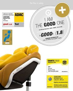 As in previous years we have achieved convincing results in tests conducted by the German product review magazine Stiftung Warentest and the German and Austrian automobile associations @adac and @oeamtc on a scale between 1 (excellent) and 6 our CONCORD REVERSO.PLUS received an overall grade of 1.8 (good) (with 1.4 for crash tests and 1.0 for eco-friendliness)! #safety #test #testresults #goodresults #concordreverso #concordreversoplus #reversoplus #adac #oamtc #carseat #auto #car #quality…
