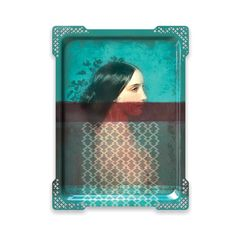 ibride Galerie De Portraits Large Reactangular Tray- IDA 6   IDA6   £120.00