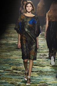Dries Van Noten in Paris
