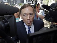 Media Sues to Get Letters from Top Officials in Support of Petraeus