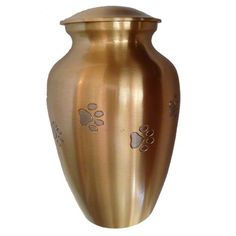 Classic Paws Series Pet Cremation Urn *** See this awesome image  : Dog Memorials