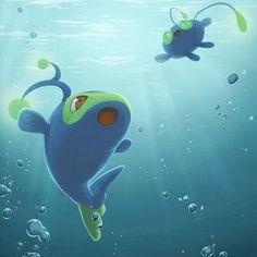 Pokemon Lanturn