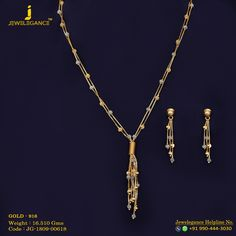 Gold 916 Premium Design Get in touch with us on Gold Chain Design, Gold Bangles Design, Gold Jewellery Design, Gold Jewelry Simple, Trendy Jewelry, Gold Mangalsutra Designs, Necklace Designs, Pendant Jewelry, Gold Necklace