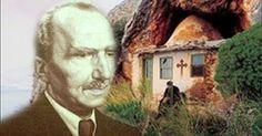 Ο Νίκος Καζαντζάκης που σε νεαρή ηλικία είχε επισκεφθεί τα ερημητήρια τους. Η περιγραφή στο σύγγραμμα του ''Αναφορά στον Γκρέκο'', είναι...