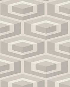 Hexagon 93-1001 Cole and Son Wallpaper