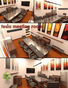 Tesla Meeting Room