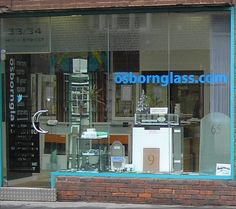 London glass suppliers and processors: kitchen and mirrors