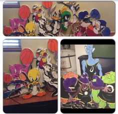 19 Best Space Jam Party Images Space Jam Cake Table Space Jam Theme